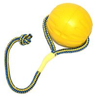 Starmark Swing & Fling DuraFoam Fetch Ball Large
