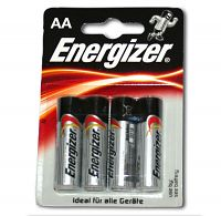 Energizer Power E91/AA BP 4  Mignonpack